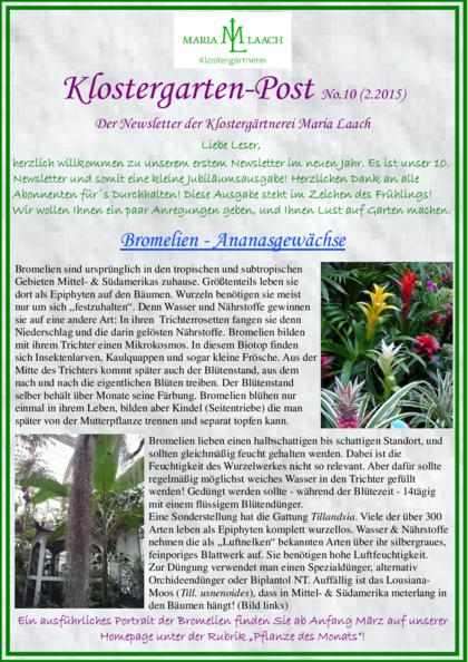 Newsletter Nr. 04/2015 (pdf, 1,1 MB)