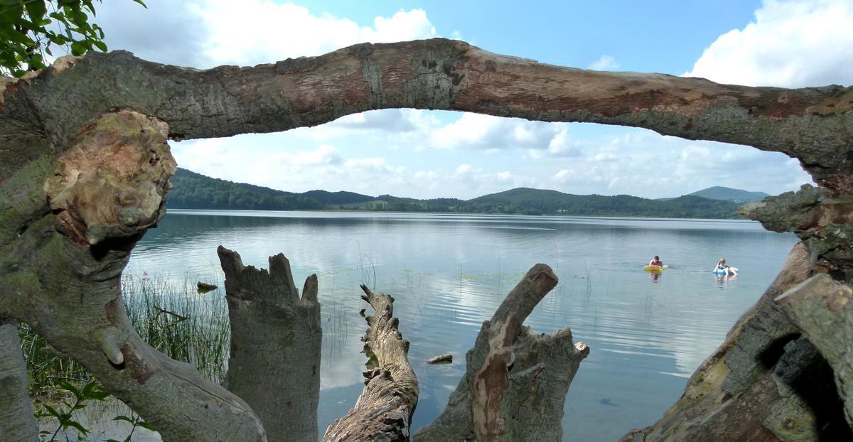 Laacher See und Umgebung - Benediktinerabtei Maria Laach